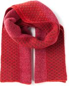 Prabal Gurung Patterned Scarf - Lyst