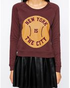 A Question Of Organic New York Sweat - Lyst