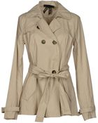 Twin-set Simona Barbieri Full-Length Jacket - Lyst
