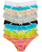 Honeydew Ahna Lace Hipster 200461 - Lyst