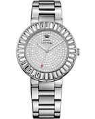Juicy Couture Women'S Grove Stainless Steel Bracelet Watch 38Mm 1901177 - Lyst