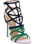 DSquared² Multicolor Sandal - Lyst