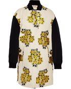 N°21 Giorgia Sport Jacket in Floral Jacquard - Lyst