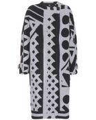 Burberry Prorsum Wool and Cashmereblend Coat - Lyst