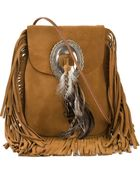 Saint Laurent Anita Shoulder Bag - Lyst