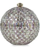 Judith Leiber Couture New Sphere Crystal Minaudiere - Lyst