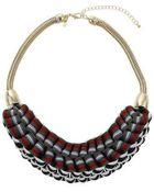 Topshop Box Collar - Lyst