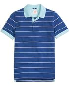 Brooks Brothers Four-Color Stripe Polo Shirt - Lyst