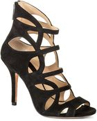 Michael Kors Casey Ankle Stilettos - Lyst