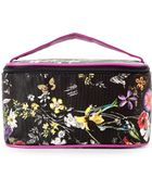Kenneth Cole Reaction Floral Cosmetic Case - Lyst