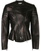 3.1 Phillip Lim Biker Jacket - Lyst