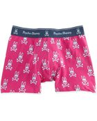 Psycho Bunny Large Logo-Print Two-Tone Boxer Briefs - Lyst