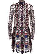 Mary Katrantzou Pincop Lace Dress - Lyst