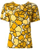 Marc Jacobs Printed Top - Lyst