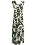 H&M Long Jersey Dress - Lyst