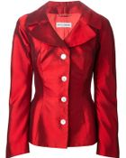 Dolce & Gabbana Fitted Jacket - Lyst