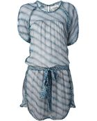 Etoile Isabel Marant Zaggy Dress - Lyst