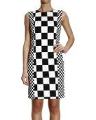 Love Moschino Dress Woman Moschino - Lyst
