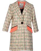 Milly Coat - Lyst