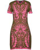 McQ by Alexander McQueen Short Dress - Lyst