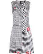 Marc Jacobs Silk-Blend Dress - Lyst