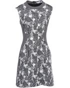 Thakoon Addition Short Dress - Lyst