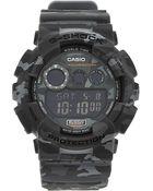 G-Shock Woodland Camouflage Watch - Lyst