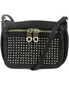 Kenneth Cole Reaction Wooster St Foldover Flap Mini Bag - Lyst