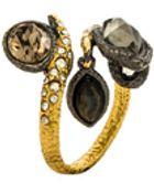 Alexis Bittar Multi Stone Charm Ring - Lyst