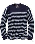 Gap Indigo Stripe T-Shirt - Lyst