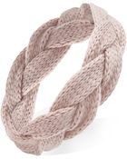 Forever 21 Braided Knit Headwrap - Lyst
