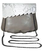 Cashhimi Mott Python Crossbody Bag - Lyst