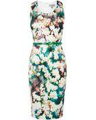Coast Tessy Print Dress - Lyst