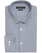 John Varvatos Regular Fit Striped Dress Shirt - Lyst