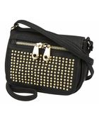Kenneth Cole Reaction Wooster Street Leather Small Flap Crossbody Bag - Lyst