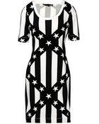 Moschino Short Dress - Lyst