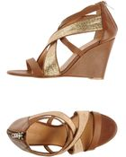 Tatoosh Sandals - Lyst