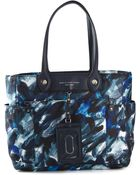 Marc By Marc Jacobs Pretty Nylon Painterly Tate Tote - Lyst