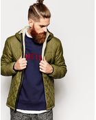 Penfield Reynolds Quilted Hooded Jacket - Lyst