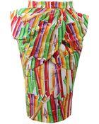 Stella Jean Delfino Pencil Skirt - Lyst