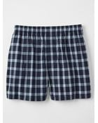 Gap York Plaid Boxers - Lyst