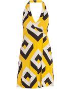 Diane von Furstenberg Wrap Dress - Lyst