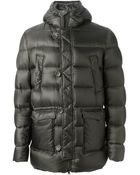 Herno Hooded Padded Jacket - Lyst