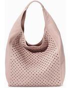 Zara Bag With Studs - Lyst