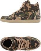 Ash High-Tops & Trainers - Lyst