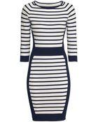 H&M Fine-Knit Dress - Lyst