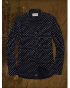 Denim & Supply Ralph Lauren Floral Cotton Shirt - Lyst