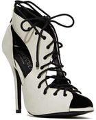 Nasty Gal Shoe Cult Pull It Together Heel - Lyst
