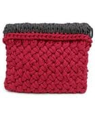 Wool And The Gang Hold Tight Duo Clutch - Lyst