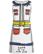 Alice + Olivia 'Love Is In The Air' Dress - Lyst
